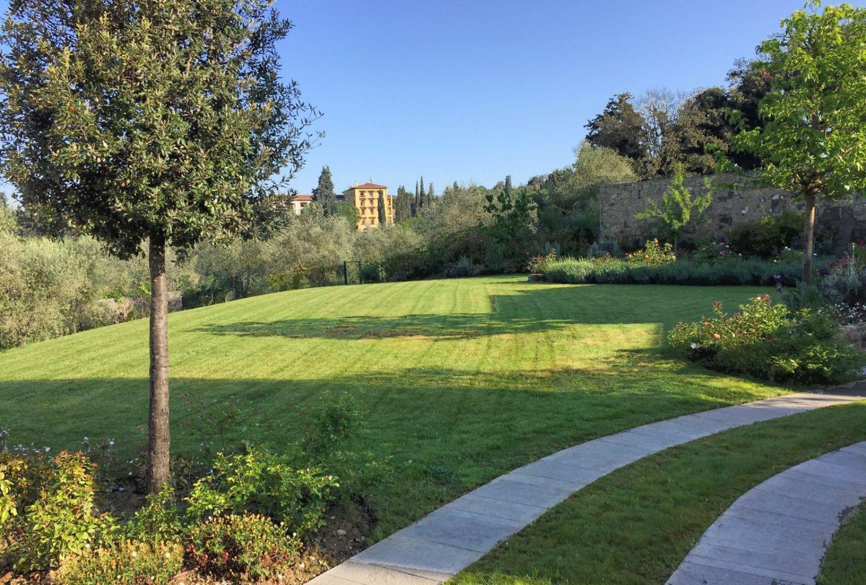 Siepi Miste Da Giardino giardino alle porte di firenze | ghezzi garden design