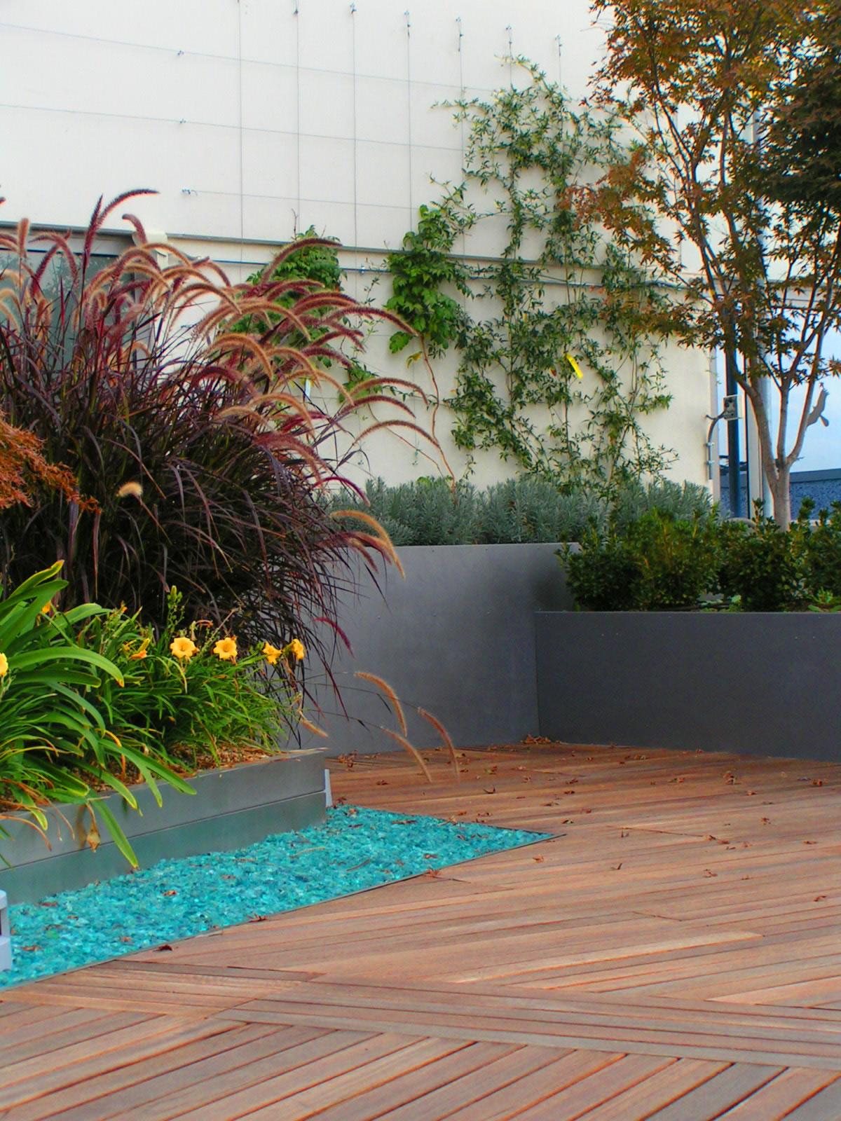 In Legno Wood Design wood, glass and steel | ghezzi garden design